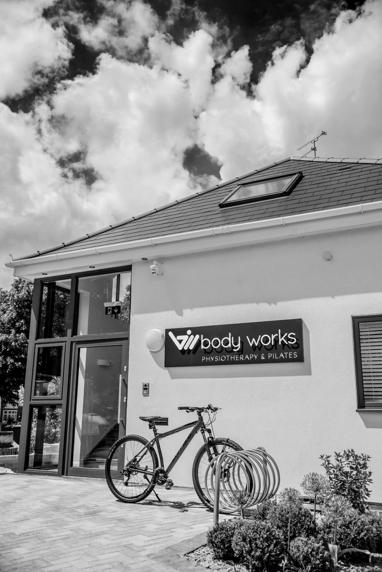 Our clinic at Body Works Physiotherapy and Pilates exterior