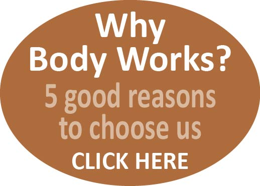 5 good reasons to choose Body Works Physio in Leicester