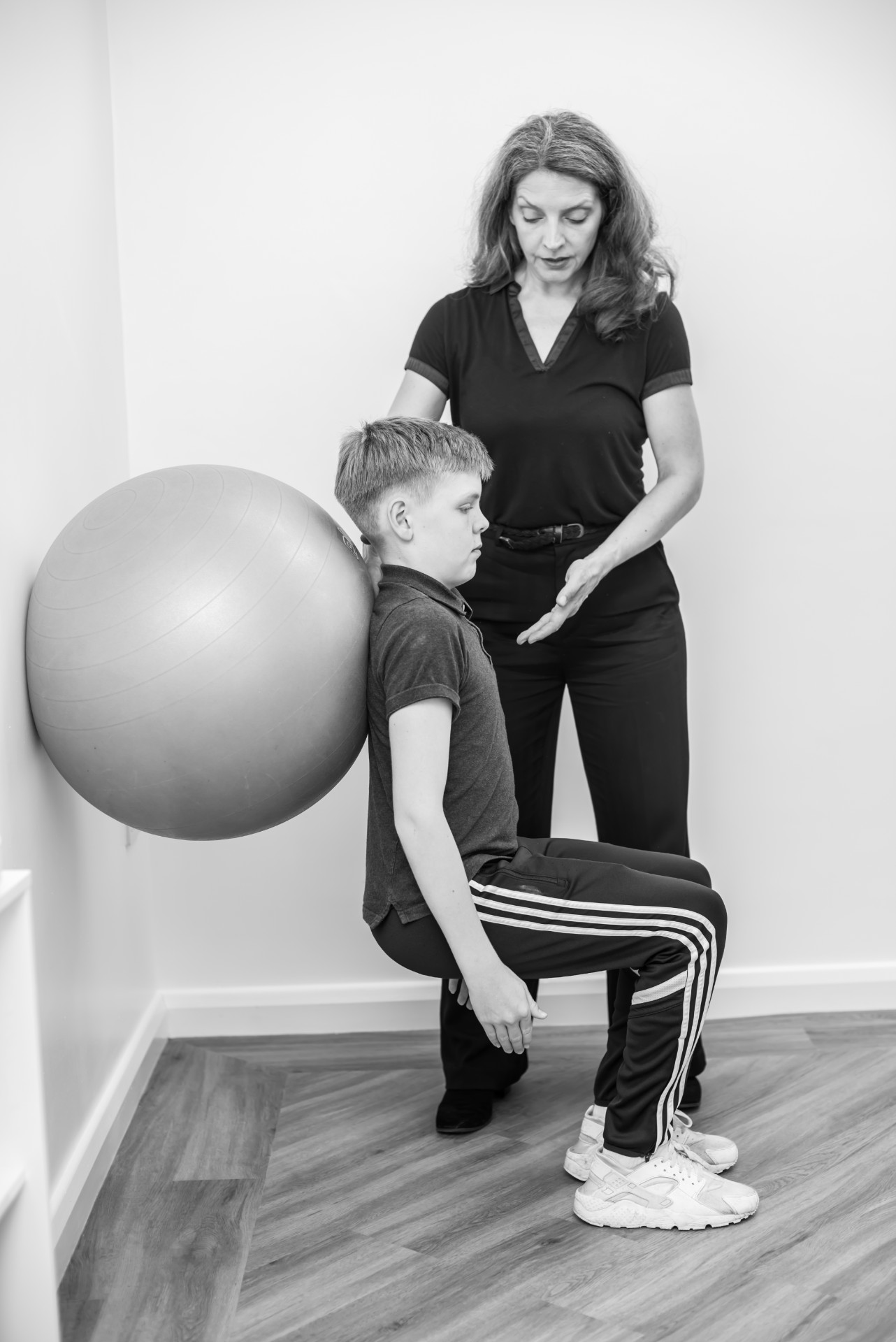 Paediatric physiotherapy in Leicester