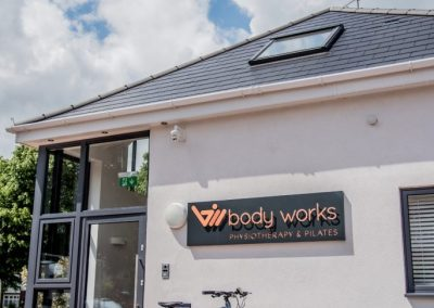 Body Works Physiotherapy and Pilates Find Us Location