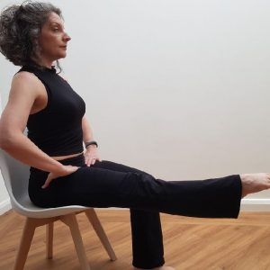 chair-based pilates course
