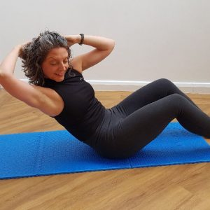 healthy back pilates course in Leicester